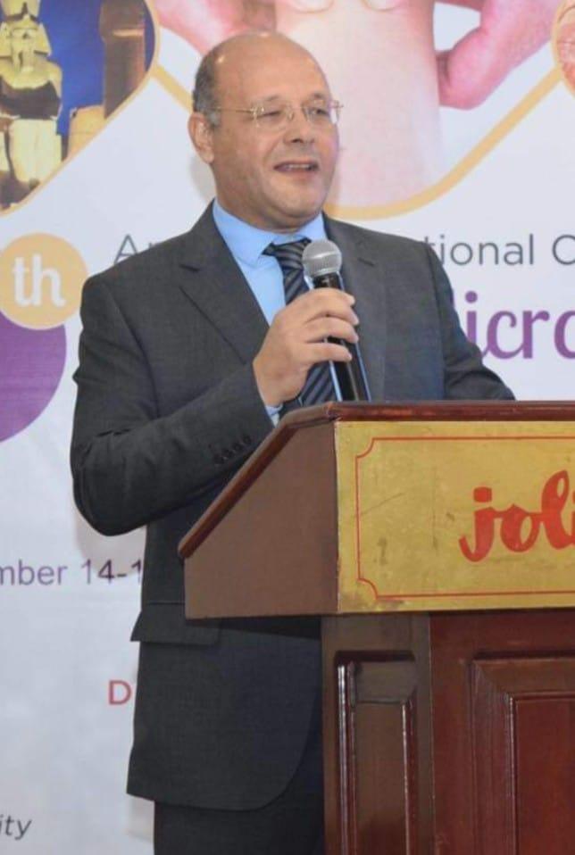 حسان النعماني نائبا للدراسات العليا بجامعه سوهاج
