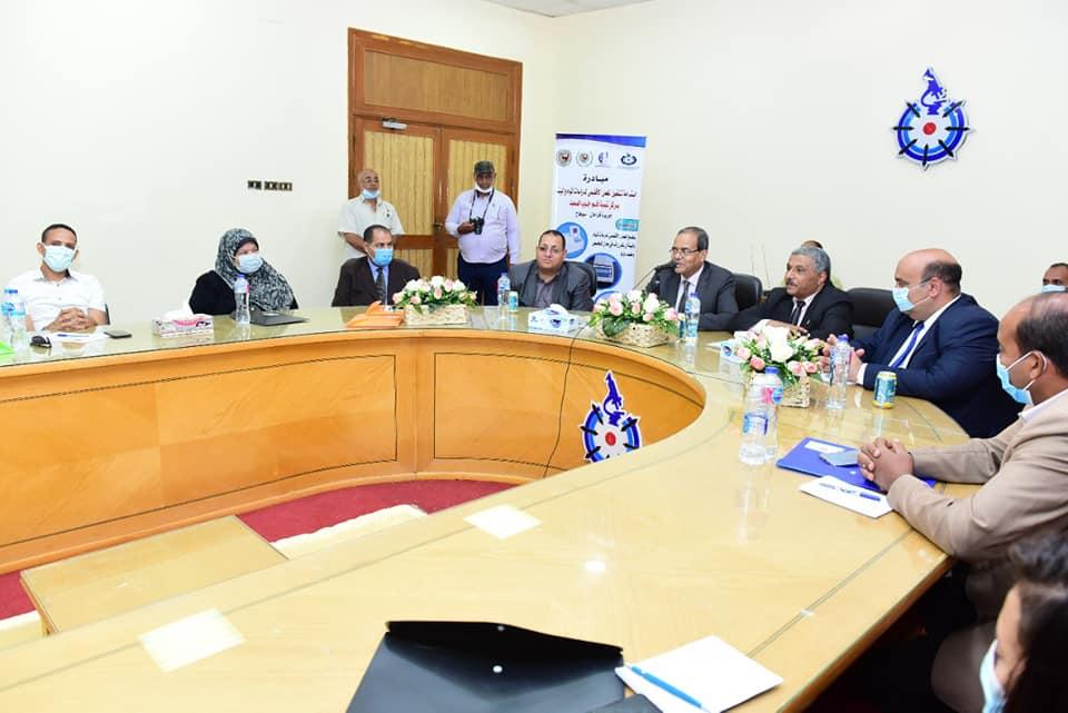 جامعة سوهاج تفتتح دورة المبيدات والصحة العامة بالتعاون مع اكاديمية البحث العلمي