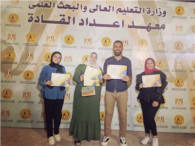 التربية النوعية بسوهاج تحصل على المركز الثاني فى المهرجان الغنائي للمتخصصين بالجامعات المصرية